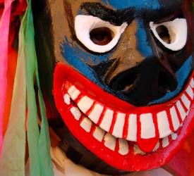 O namorar das máscaras:...